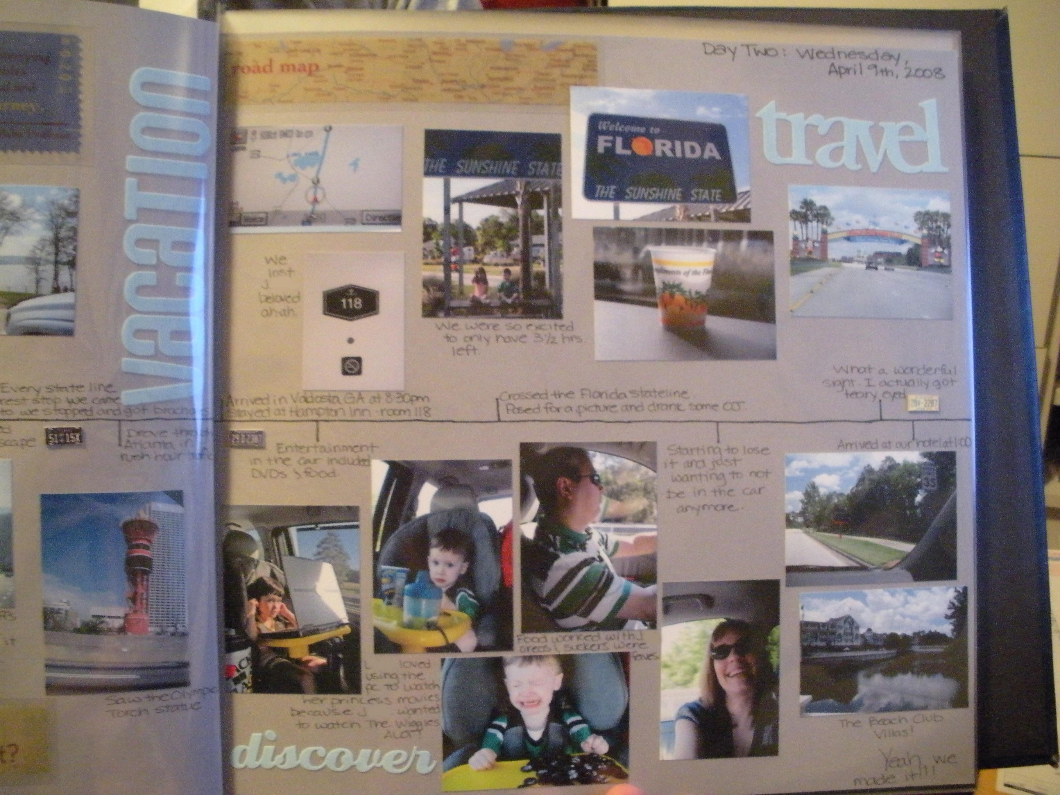 How to scrapbook a road trip - Dscn4337 2 Jpg
