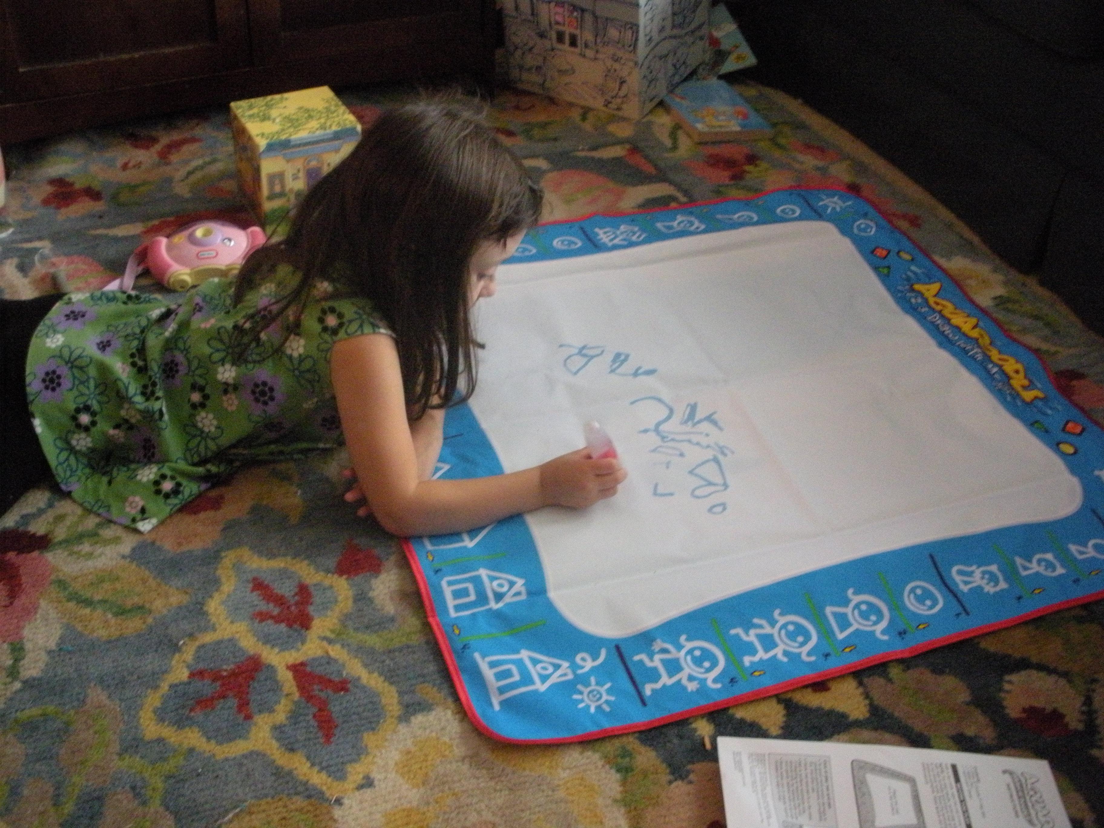 Bath Blizzard And Aquadoodle Draw N' Doodle Mat